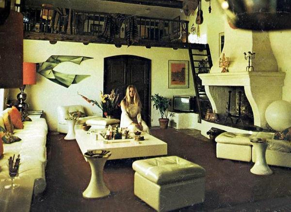 le Tam-Tam chez Brigitte Bardot